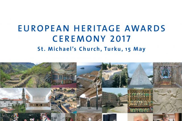 Heritage for Europe Awards Ceremony | Turku, Finlandia