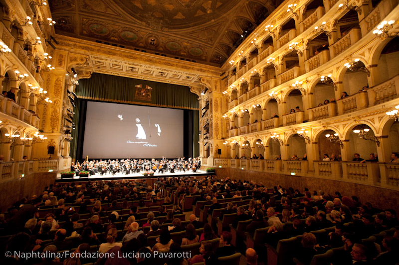 Happy birthday, Maestro! | Teatro Comunale, Bologna