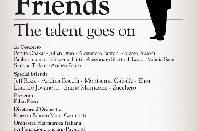 Luciano's Friends | Teatro Comunale Luciano Pavarotti, Modena