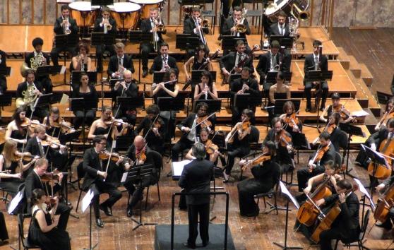 RICCARDO MUTI conducts the concert-tribute to Luciano Pavarotti | Teatro Comunale Luciano Pavarotti, Modena