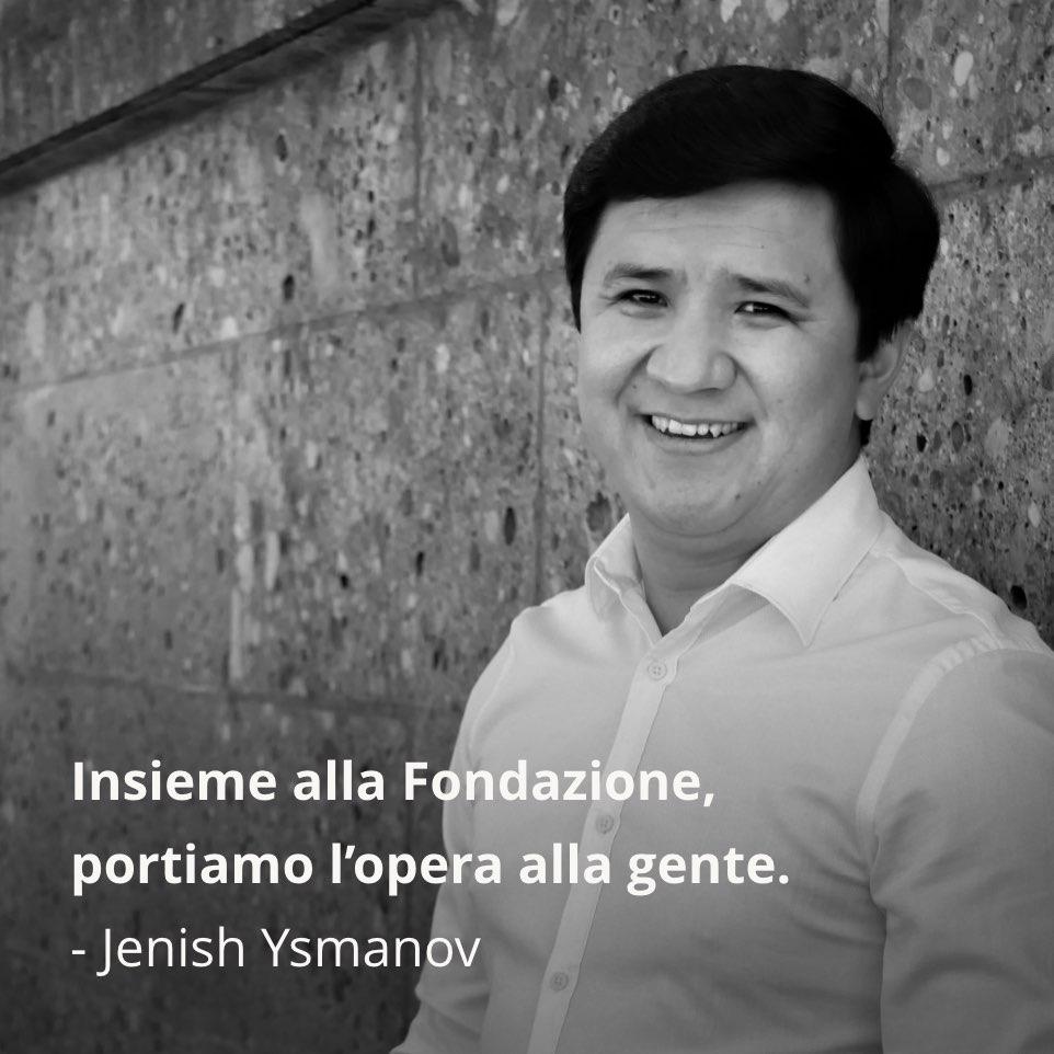 Jenish Ysmanov