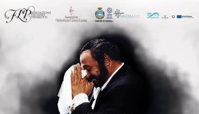 Homage to Luciano Pavarotti - Messenger of Peace | Matera, Italy
